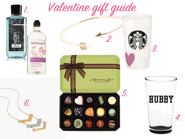 His & Hers Valentine gift guide