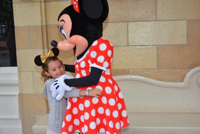 Clara + Minnie