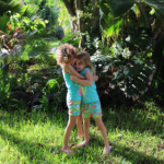 Flower family hawaiian vacation: Part 1