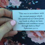 Simple ways to memorize scripture
