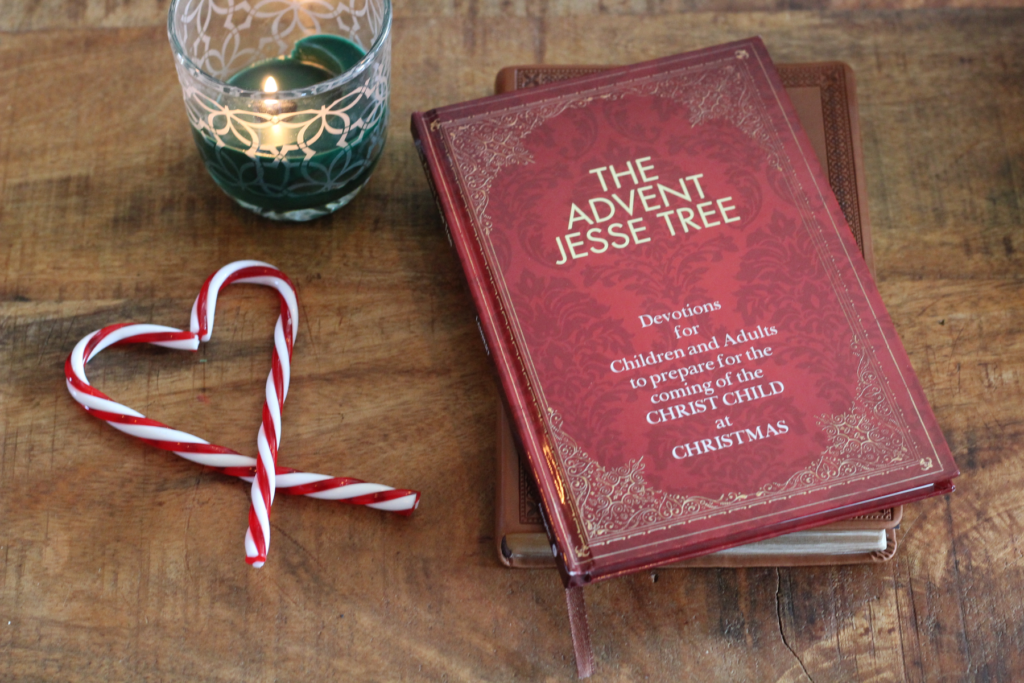 The Advent season with The Advent Jesse tree