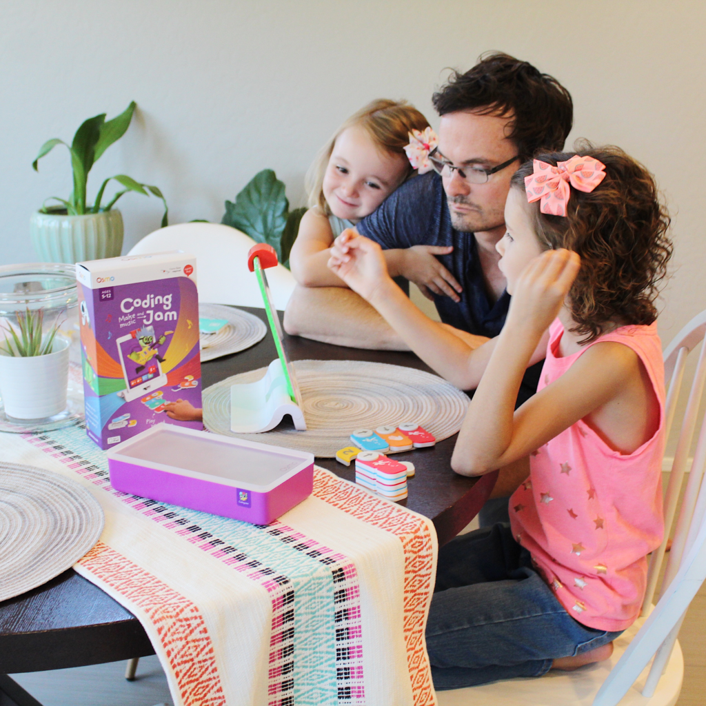 Summer plans + playing with Osmo!