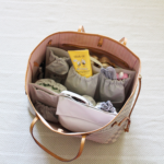 What is in my diaper bag?