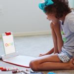 Last days of summer and more fun with Osmo!